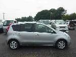 Used 2006 NISSAN NOTE BF62073 for Sale Image 6
