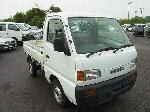 Used 1997 SUZUKI CARRY TRUCK BF62078 for Sale Image 7