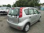 Used 2006 NISSAN NOTE BF62092 for Sale Image 5