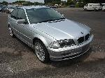 Used 2001 BMW 3 SERIES BF62105 for Sale Image 7
