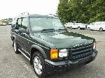 Used 2001 LAND ROVER DISCOVERY BF62106 for Sale Image 7