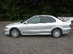 Used 2001 MITSUBISHI GALANT BF62122 for Sale Image 2