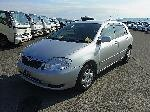 Used 2001 TOYOTA COROLLA RUNX BF62168 for Sale Image 1