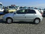 Used 2001 TOYOTA COROLLA RUNX BF62168 for Sale Image 2
