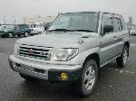 Used 1999 MITSUBISHI PAJERO IO BF62181 for Sale Image 1