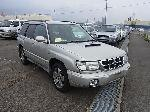 Used 1999 SUBARU FORESTER BF62222 for Sale Image 7