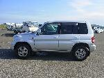 Used 2001 MITSUBISHI PAJERO IO BF62238 for Sale Image 2