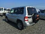 Used 2001 MITSUBISHI PAJERO IO BF62238 for Sale Image 3