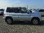 Used 2001 MITSUBISHI PAJERO IO BF62238 for Sale Image 6