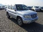 Used 2001 MITSUBISHI PAJERO IO BF62238 for Sale Image 7