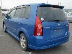 Used 2003 MAZDA PREMACY BF62253 for Sale Image 3