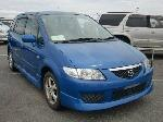 Used 2003 MAZDA PREMACY BF62253 for Sale Image 7