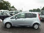 Used 2005 MITSUBISHI COLT BF62255 for Sale Image 2