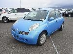 Used 2003 NISSAN MARCH BF62265 for Sale Image 1