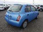 Used 2003 NISSAN MARCH BF62265 for Sale Image 5