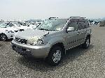 Used 2002 NISSAN X-TRAIL BF62266 for Sale Image 1