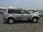 Used 2002 NISSAN X-TRAIL BF62266 for Sale Image 6