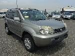 Used 2002 NISSAN X-TRAIL BF62266 for Sale Image 7