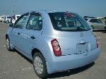 Used 2003 NISSAN MARCH BF62268 for Sale Image 3