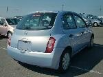 Used 2003 NISSAN MARCH BF62268 for Sale Image 5