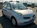 Used 2003 NISSAN MARCH BF62268 for Sale Image 7