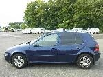 Used 2001 VOLKSWAGEN GOLF BF62271 for Sale Image 2