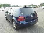 Used 2001 VOLKSWAGEN GOLF BF62271 for Sale Image 3