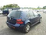 Used 2001 VOLKSWAGEN GOLF BF62271 for Sale Image 5