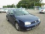 Used 2001 VOLKSWAGEN GOLF BF62271 for Sale Image 7
