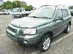 Used 2005 LAND ROVER FREELANDER BF62281 for Sale Image 1