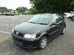 Used 2001 VOLKSWAGEN POLO BF62301 for Sale Image 1