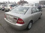 Used 2001 TOYOTA COROLLA SEDAN BF62308 for Sale Image 5