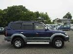 Used 1997 TOYOTA LAND CRUISER PRADO BF62360 for Sale Image 6
