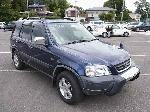 Used 1996 HONDA CR-V BF62382 for Sale Image 7