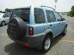 Used 2002 LAND ROVER FREELANDER BF62530 for Sale Image 5