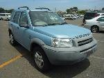 Used 2002 LAND ROVER FREELANDER BF62530 for Sale Image 7