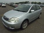 Used 2002 TOYOTA COROLLA SEDAN BF62582 for Sale Image 1