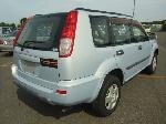 Used 2002 NISSAN X-TRAIL BF62614 for Sale Image 5