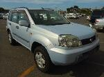 Used 2002 NISSAN X-TRAIL BF62614 for Sale Image 7