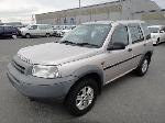 Used 2001 LAND ROVER FREELANDER BF62658 for Sale Image 1