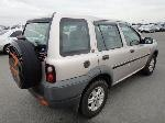 Used 2001 LAND ROVER FREELANDER BF62658 for Sale Image 5