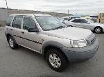 Used 2001 LAND ROVER FREELANDER BF62658 for Sale Image 7