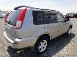 Used 2001 NISSAN X-TRAIL BF62659 for Sale Image 5