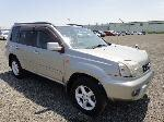 Used 2001 NISSAN X-TRAIL BF62659 for Sale Image 7