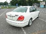Used 2003 NISSAN BLUEBIRD SYLPHY BF62684 for Sale Image 5