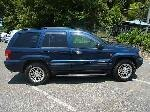 Used 2002 JEEP GRAND CHEROKEE BF62798 for Sale Image 6