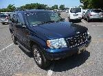 Used 2002 JEEP GRAND CHEROKEE BF62798 for Sale Image 7