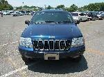 Used 2002 JEEP GRAND CHEROKEE BF62798 for Sale Image 8