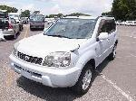 Used 2001 NISSAN X-TRAIL BF62807 for Sale Image 1