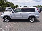 Used 2001 NISSAN X-TRAIL BF62807 for Sale Image 2